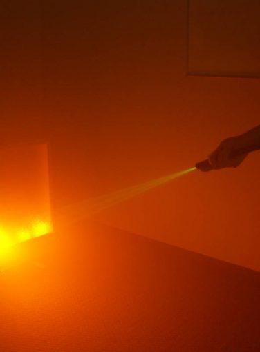Laser Fire Extinguisher