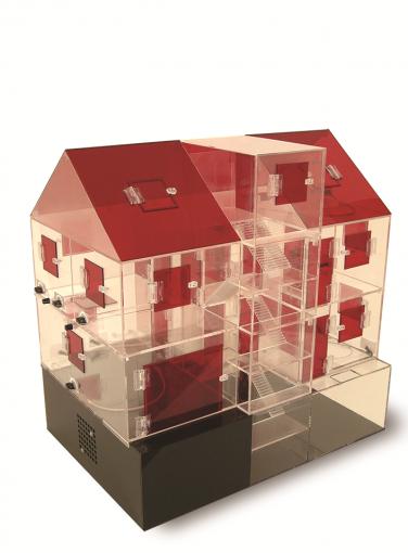 Positive Pressure Ventilation System